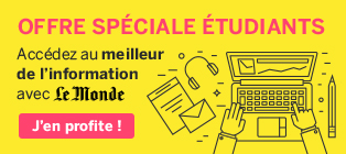 Offre spécial étudiants