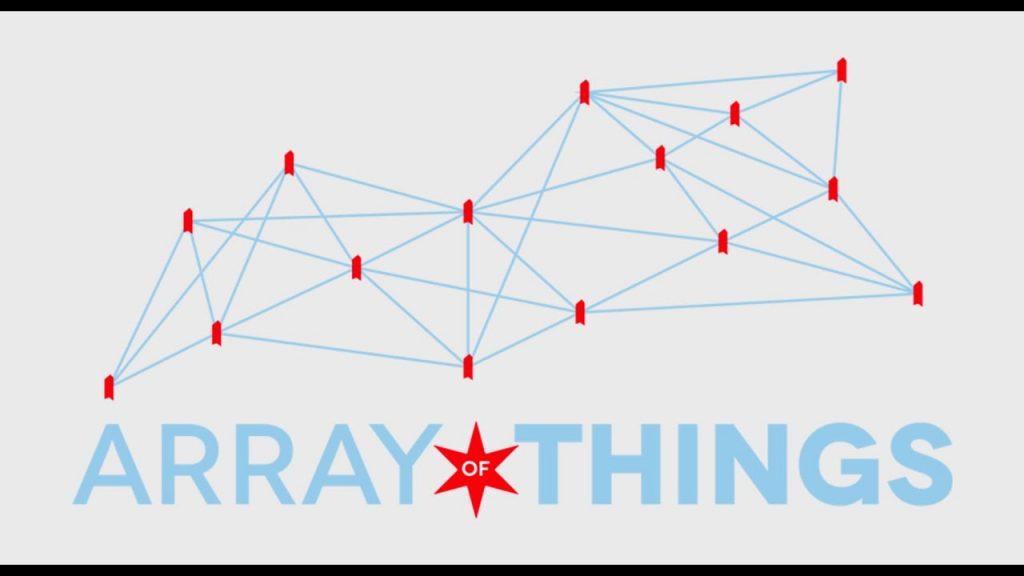 Logo de l'initiative Array of Things