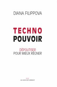 Couverture du livre Technopouvoir