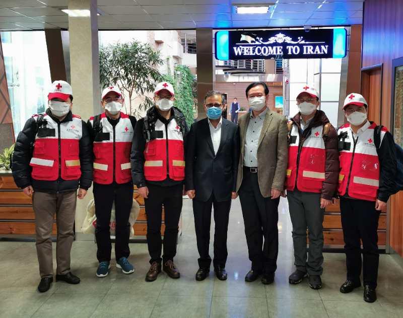 Grandes manoeuvres de coronavirus pour la Chine au Moyen-Orient ...